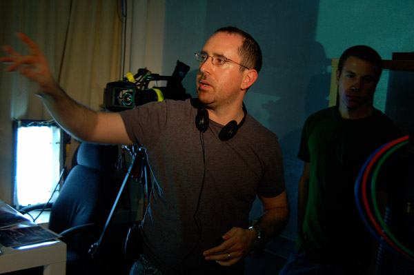 Director David Kittredge